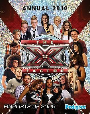 The  X Factor  Annual: 2010 by Pedigree Books Ltd (Hardback, 2009)
