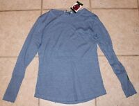 Womens Size Xl Orvis Classic Collection Light Blue Long Sleeve Shirt