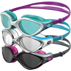Image is loading Speedo-Futura-BioFuse-Flexiseal-Adult-Womens-UV-Anti- d91859d10971