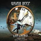 Live at Koko [Deluxe] [Box] by Uriah Heep (CD, Feb-2015, 3 Discs, Frontiers Records)