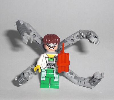 Willensstark Lego Super Heroes - Doc Ock (76015) - Figur Minifig Spiderman Truck Heist 76015