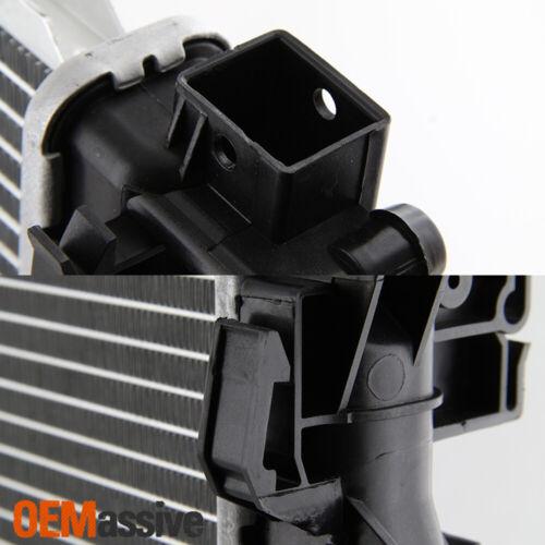 Lifetime Warranty Aluminum Radiator 13313 For Ford EscapeTransit Connect