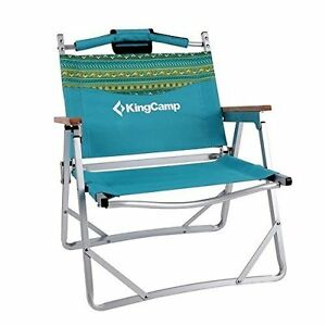 Kingcamp Lightweight Portable Strong Stable Folding Beach