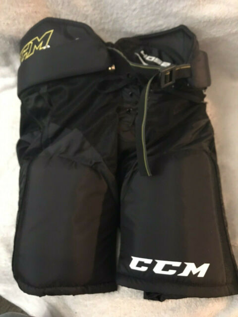 CCM Tacks 4052 Jr Hockey Pants in Black Size Medium