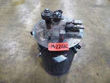 Used Paint Pot With Air Mixer Misc Equipment