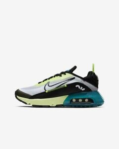 Nike-Air-Max-2090-UK-Size-5-Women-039-s-Shoes-Black-Trainers