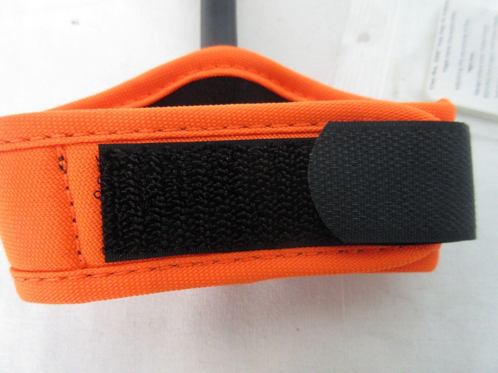 Cobra Archery Pro Caliper Orange Hook Loop Strap Fixed head Mechanical Release