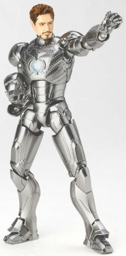 NEW Tokusatsu Revoltech No.035 Iron Man Mark 2 Figure Kaiyodo Kaiyodo Kaiyodo JAPAN J2 0be954