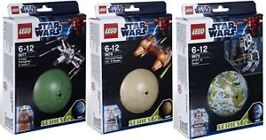Image is loading LEGO-STAR-WARS-Planet-Series-2-Set-9677-