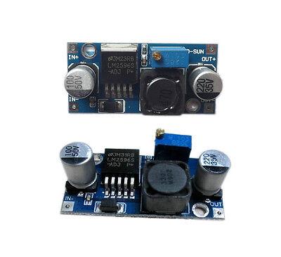 1PCS Output 1.25V-35V DC-DC Buck Converter Step  Module LM2596 Power Supply
