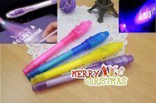 Kids ChildrensSecret Message Pen Party Bag Christmas Stocking Fillers Gift Toy