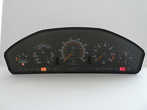 Mercedes benz 500sl 320sl 320s 500s 400s w140 w129 for Mercedes benz cluster repair