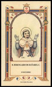 santino-holy-card-B-BERENGARIO-DE-BANARES-mercedario