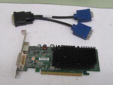 Dell OptiPlex GX620 GX280 330 740 745 755 760 780 790 Video Card w/ Dual VGA