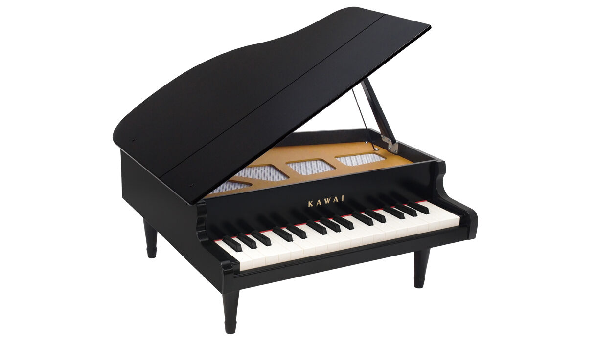 alta calidad Clásico Kawai 32 Teclas Genuino Juguete Educativo música de piano piano piano grand Mini Negro  precioso
