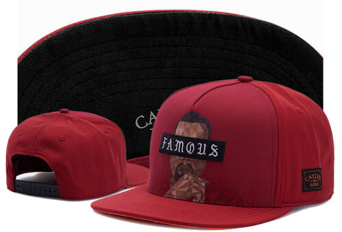 Hip Hop Men/'s Cayler Sons Hat adjustable Baseball Snapback Bboy Red cap 552#