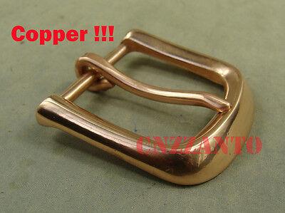 Brass Heavy duty Classical Tongue Pin Hippie Belt Buckles 1.5 inch Z064