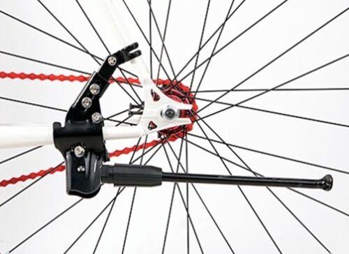 2x Fahrradständer MTB Seitenständer Fahrrad Ständer für 26 Zoll Stabil *17