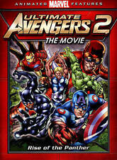 Ultimate Avengers 2 The Movie DVD New Sealed