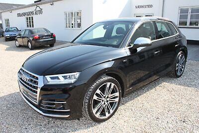 Annonce: Audi SQ5 3,0 TFSi quattro Tiptr... - Pris 0 kr.