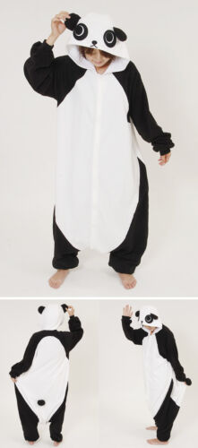 Anime Pajama Animal Cosplay Pyjama Costume Hoodies Adult Onesie88 Fancy Dress UK