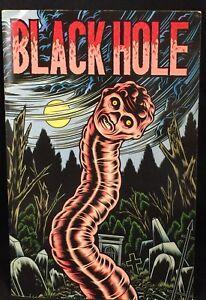 Black Hole #3 Charles Burns 1st Printing Kitchen Sink Press 1996 ...