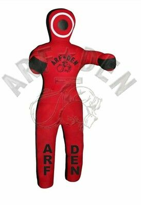 ARF DEN Brazilian jiu jitsu Grappling Canvas Kneeling Dummy Boxing Wrestling 5ft