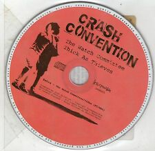 CRASH CONVENTION | The watch committee | Very good condition | Free shipping