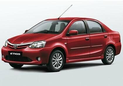 TOYOTA ETIOS 2012 - ON PARTS AVAILABLE