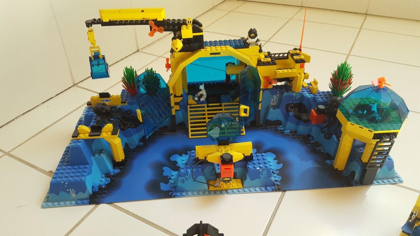 OSTERN OSTERN OSTERN KOMMT    LEGO     Unterwasserwelt.. alles komplett.. MEGA COOL 2345c8