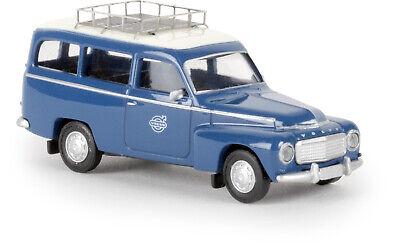 1//43 Police Ixo Volvo P445 Duett Van Police suèdoise