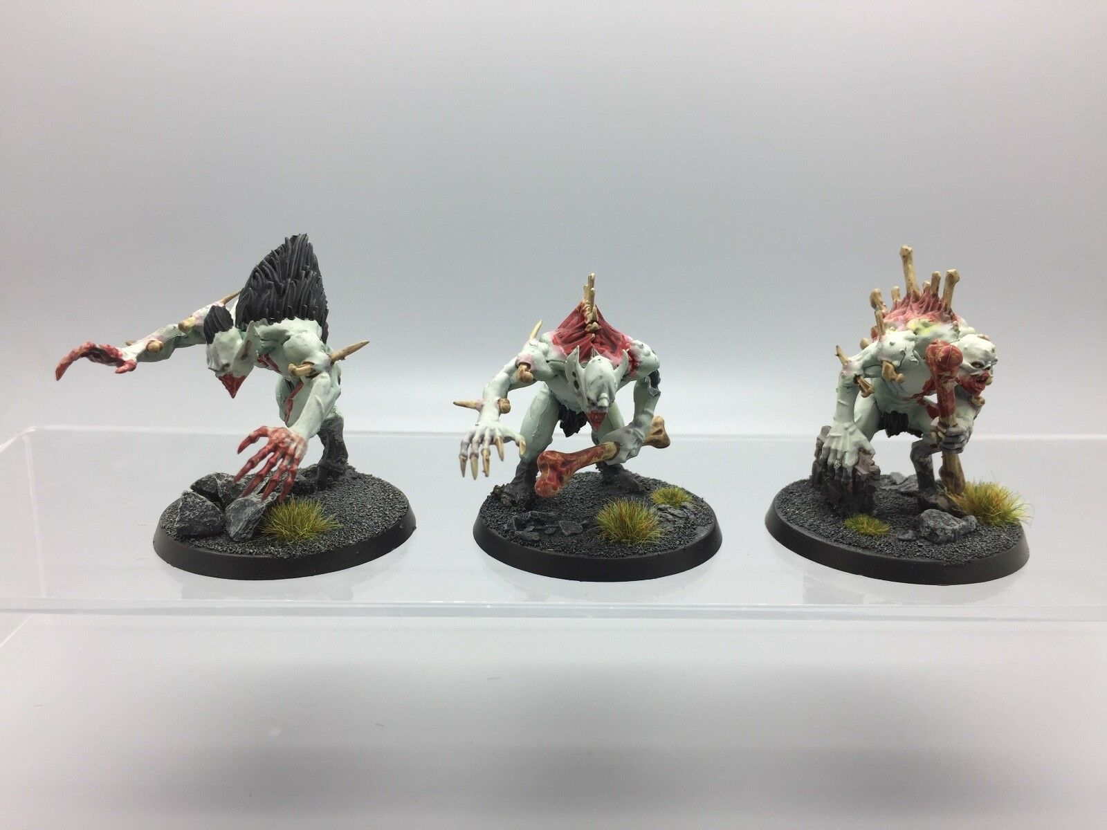 WARHAMMER  Age of Sigmar VAMPIRES COUNTS Undead VARGHEISTS horreurs Crypt painted  offres de vente