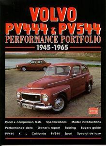 Volvo-Pv444-amp-Pv544-1945-1965-Road-Test-Performance-Portfolio-Book