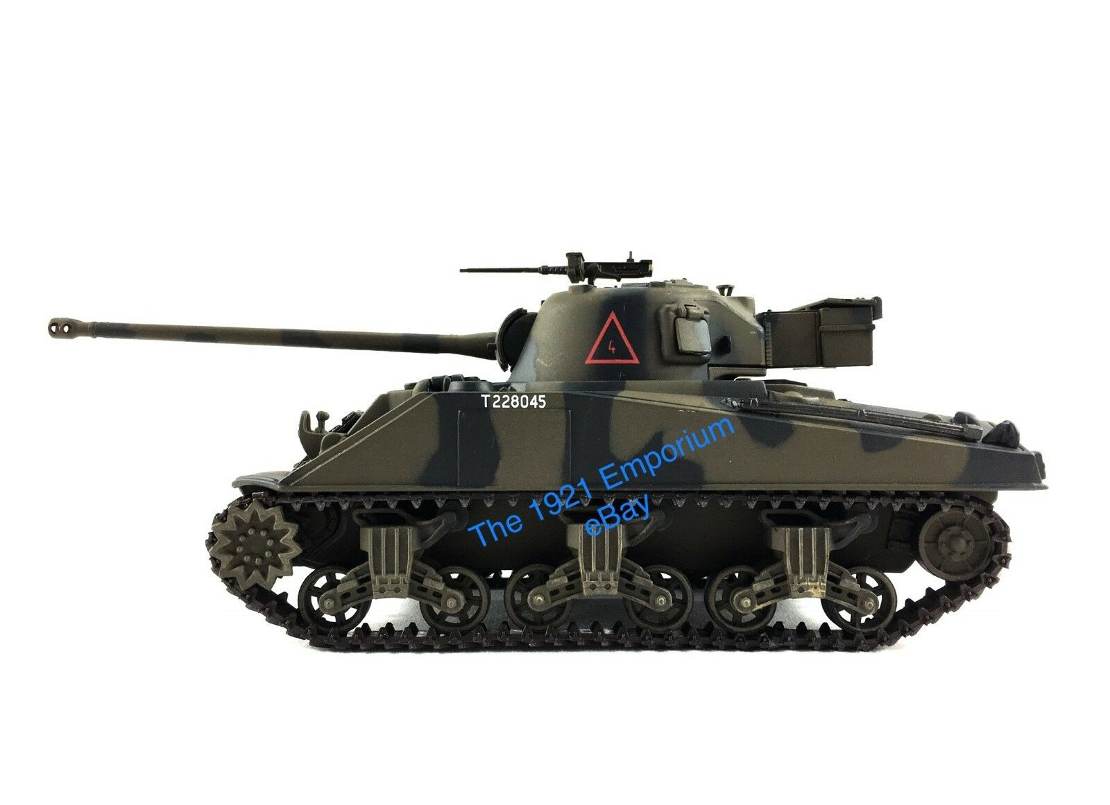 1 32 Scale 21st Century Toys Ultimate Soldier WWII Sherman Firefly VC Tank