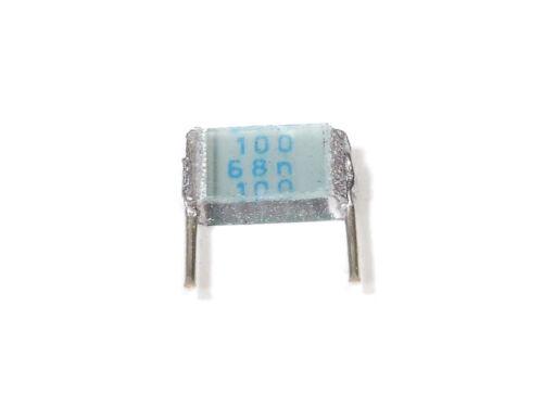 10x 0.068uf 0.068µf 68nf 100v MKH Tone Film Capacitors//Foil Capacitors
