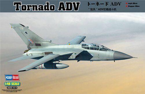 80355 Trumpeter UK Tornado ADV Fighter Interceptor Aircraft 1 48 Model