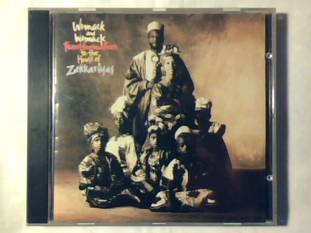 WOMACK AND WOMACK Transformation to the house of Zekkariyas cd LIKE NEW!!!
