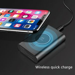 Mcdodo-Portable-Wireless-Charger-QI-Battery-Power-Bank-iPhone-X-8-S8-Note-8-V30