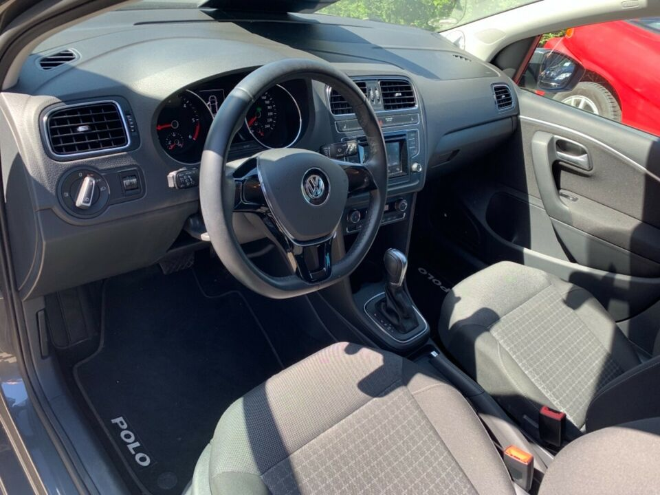 VW Polo 1,4 TDi 90 Comfortline DSG BMT Van Diesel aut.