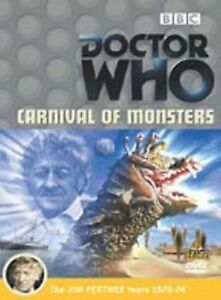 Doctor-Who-Carnival-Of-Monsters-Jon-Pertwee-Katy-Manning-1963-Brand-New-DVD