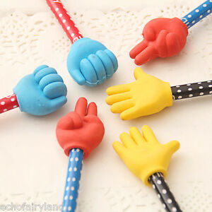 Cute-Gesture-Pencil-Innovative-School-Office-Students-Stationery-Supplies-Gift