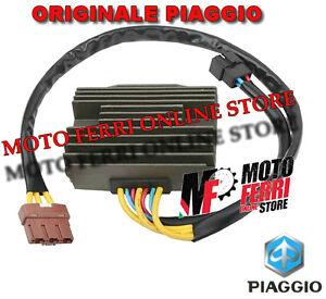 RE00011/_113 REGOLATORE TENSIONE CORRENTE COMPATIBILE CON PIAGGIO FLY 150 4T 05  07 TOP PERFORMANCE