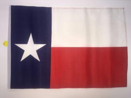 "5//16 POLE 44 TEXAS USA UTV SIDE X SIDE  ATV  SAFETY FLAG 12/""X18/"" FITS 1//4"