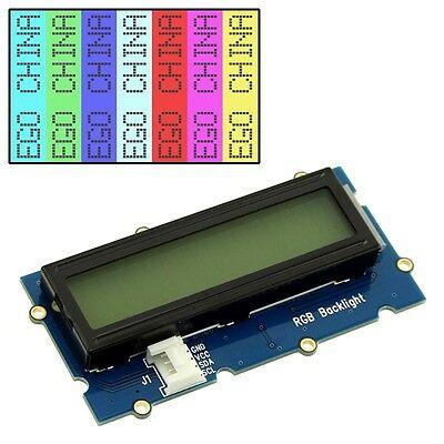IIC/I2C/TWI 1602 Serial LCD Module Display Screen with RGB Backlight for Arduino