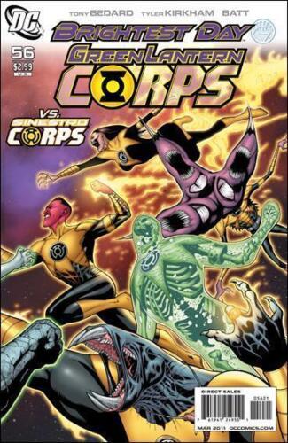 Green Lantern #1 DC Comics 1st Print EXCELSIOR BIN