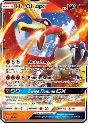 amfira GX noche en llamas 25//147 Near Mint Pokemon!! Holo rare GX de!