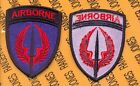 US Army Special Operations Aviation Command Airborne SOAC shoulder patch m/e