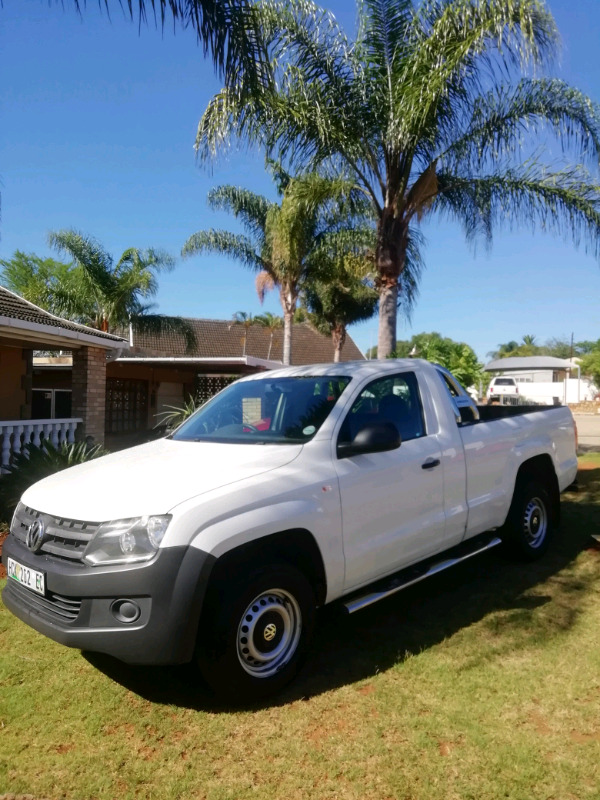 Amarok 2013 Model, 2.0L TDi, 103Kw, in good condition and FSH @ Tavcor