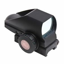 TruGlo 8385B Red Dot Dual Red Green Color Single Reticle Black 5 MOA - TG8385B