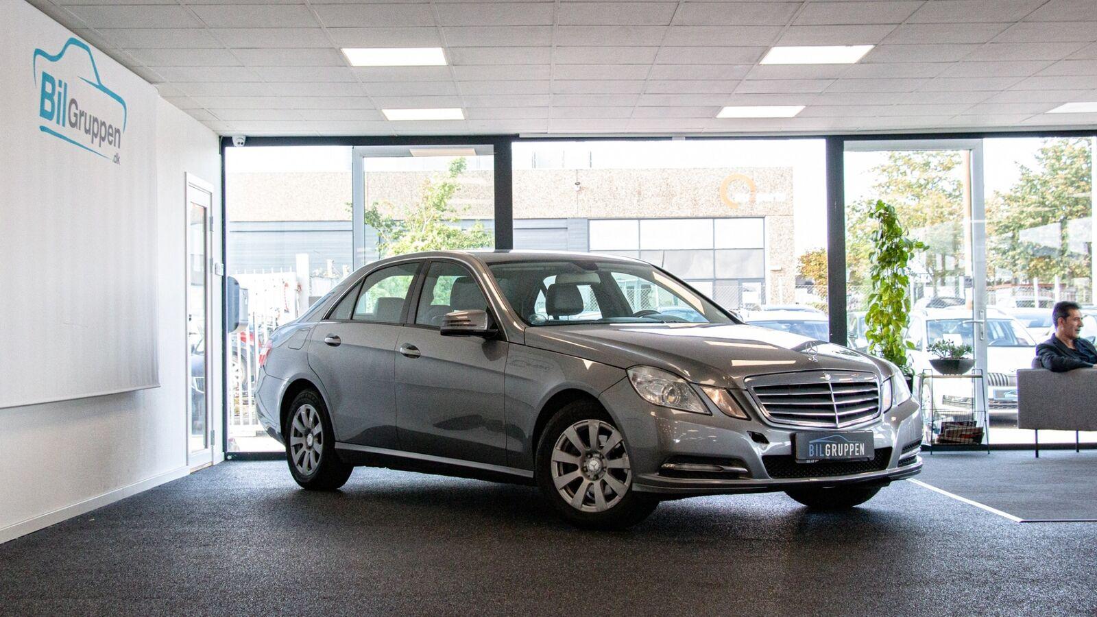 Mercedes E200 2,2 CDi aut. BE 4d - 110.000 kr.